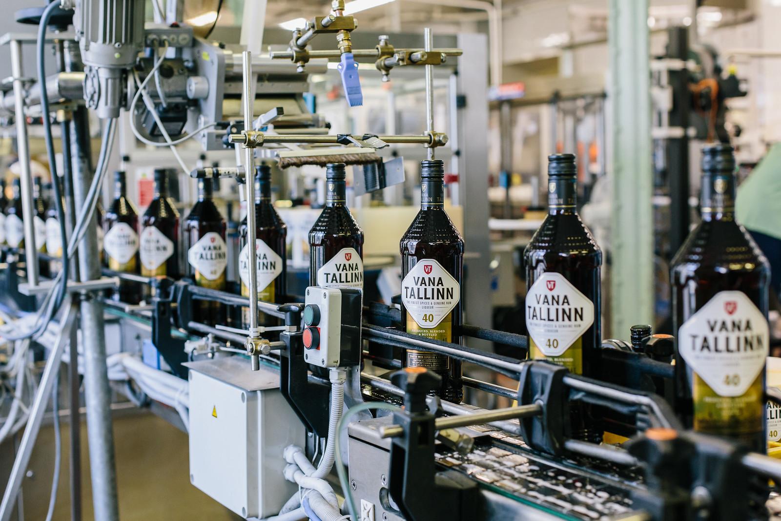 Liviko Distillery Tours now Available - Estonian Convention Bureau